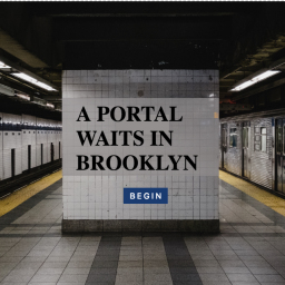FINAL PROJECT – A PORTAL WAITS IN BROOKLYN